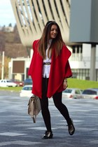 TheITem coat - Sheinsidecom shirt - choiescom flats