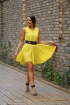choiescom dress - Zara sandals