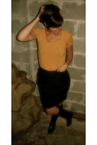 31 phillip lim skirt - Jeffery Campbell shoes - My own creative headband accesso