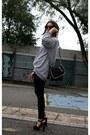 Steve-madden-heels-gina-tricot-sweater-forever-21-leggings-orli-bag