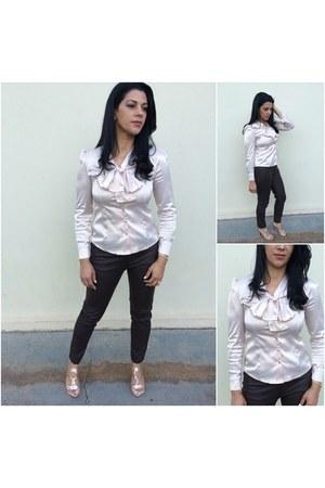 neutral DressLink blouse - eggshell DressLink blouse - neutral online shoes