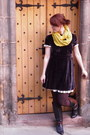 Marc-by-marc-jacobs-dress-vintage-boots-modcloth-scarf-modcloth-tights