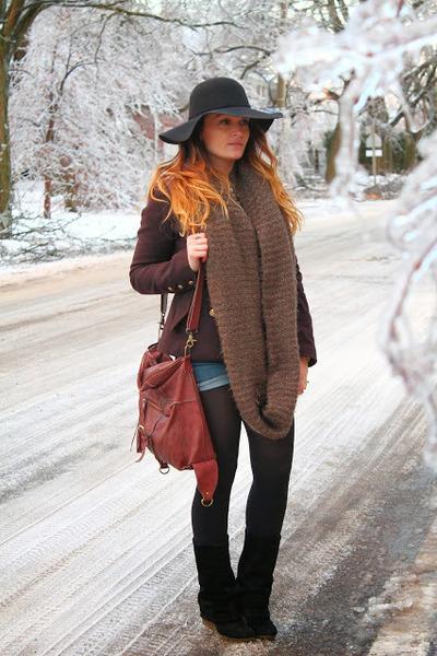 Mrkt boots - Fairweather coat