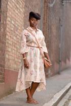 Falmer dress - satchel new look bag