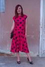 Vintage-dress-vintage-blouse