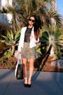 Tweed-zara-blazer-rebecca-minkoff-bag-yves-saint-laurent-heels-zara-skirt