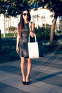 Leather-zara-dress-rebecca-minkoff-bag-pumps-yves-saint-laurent-heels