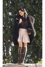 Penny-loves-kenny-boots-black-vince-coat-leather-thomas-wylde-bag