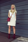 Brick-red-shoes-ivory-dress-brick-red-h-m-bag
