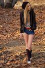 Black-american-apparel-jacket-black-bdg-t-shirt-black-accessories-red-vint