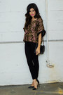Love-top-skinnies-h-m-pants-snake-leather-zara-heels