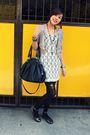 White-gift-from-a-friend-lace-dress-black-random-stockings-silver-janylin-sh