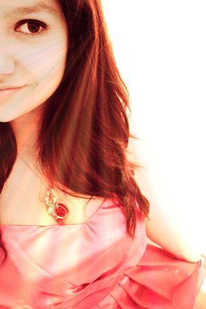 pink Target dress