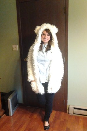 wool Baoyifang coat