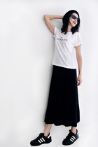 vintage Gucci sunglasses - cotton vintage skirt - cotton scostumista t-shirt