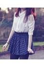 Black-ankle-boots-primark-boots-white-cold-shoulder-dahlia-blouse