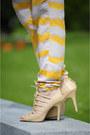Tan-zara-bag-mustard-longsleeve-diy-shirt-tan-ornament-print-ichi-pants