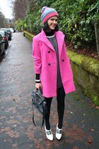 My vintage pink coat