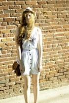 light blue Forever 21 dress