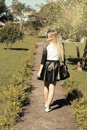 FHits skirt - Marisa bag - Cesaretti flats