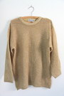 Gold-vintage-sweater