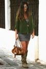Bershka-boots-personal-showroom-dress-tres-siete-sweater