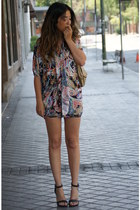 Domoni bag - COS heels