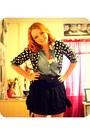 Old-navy-shirt-target-cardigan-target-skirt