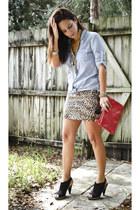 stretch Charlotte Russe skirt