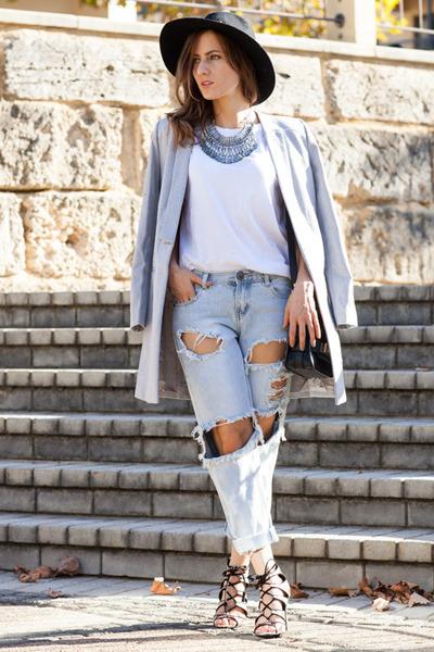 Lioness coat - One Teaspoon jeans