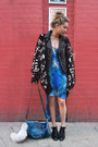 Black-asos-boots-blue-dip-hem-vintage-dress-black-leather-topshop-jacket