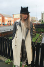 Black-ears-japan-hat-beige-topshop-boots-beige-topshop-coat