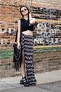 Black-fringe-la-moda-bag-ivory-zebra-clique-boutique-iphone-case