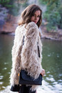 Black-target-boots-black-free-people-dress-beige-shaggy-free-people-jacket