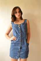 Jeanswear County Seat dress