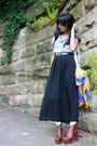 Orange-vintage-ysl-scarf-ivory-vintage-ysl-bag-black-vintage-skirt-heather