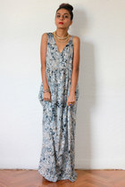 light blue RMV dress