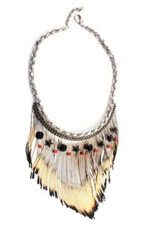 silver Iosselliani necklace