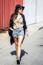 Animal-print-que-guapa-boots-leather-xti-shoes-bag-denim-choies-shorts