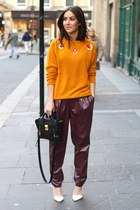 mini pashli 31 Phillip Lim bag - leather look H&M Trend pants