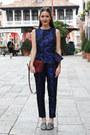 Embroidered-m-s-flats-crimson-celine-bag-navy-peplum-h-m-trend-top