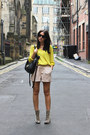 Snakeskin-zara-boots-mitzy-tote-mulberry-bag-h-m-shorts-rayban-sunglasses