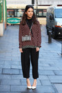 Crimson-printed-zara-shirt-perspex-zara-bag-black-cropped-h-m-pants