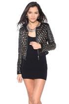 black Akira jacket
