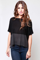 one grey day top