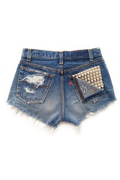 Shop Excess Baggage shorts