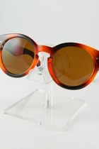 brown ShopGoldie sunglasses