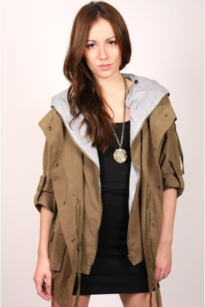 dark khaki ShopGoldie jacket
