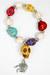 turquoise blue ShopGoldie bracelet