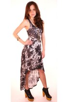 gray ShopGoldie dress